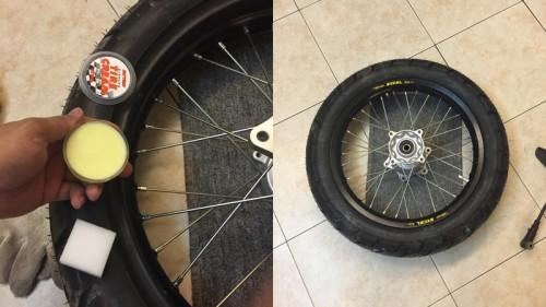 輪胎安裝助滑劑 DAYTONA