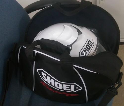 RS安全帽包 SHOEI
