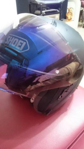 CJ-2 PINLOCK(R) 安全帽鏡面風鏡 SHOEI