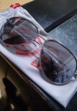 FILO DESIGN Aviator 太陽眼鏡 銀色鏡片/銀色鏡框 FILO DESIGN