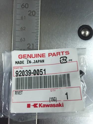 92039-0051 KAWASAKI
