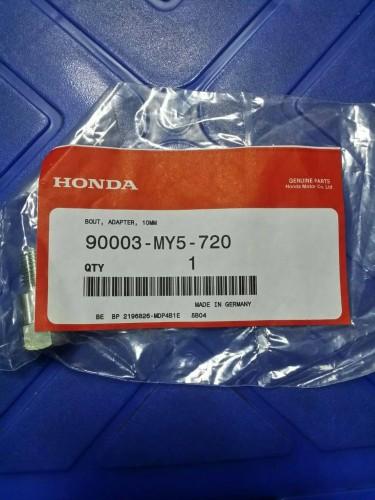 HONDA 90003-MY5-720