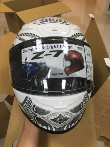 Z-7 DUCHESS 全罩安全帽 SHOEI
