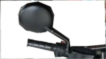 Z2 後視鏡 黑色  PMC