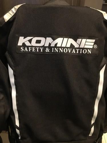 JK-103 碳纖維防護網格外套 KOMINE