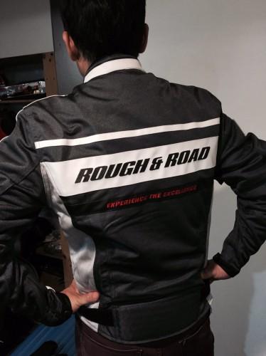 騎士網格外套 ROUGH&ROAD