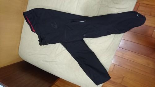 DRYMASTER工作褲[]BLACK[]L RS TAICHI