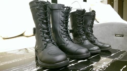 街車騎士靴 E-SBT133  送 品牌襪 EXUSTAR