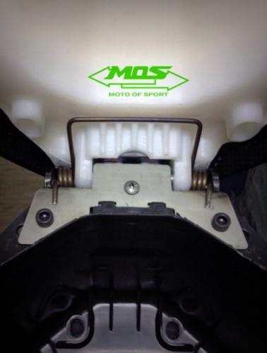 Suzuki ADDRES V125 椅墊彈簧 MOS