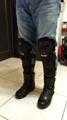 安全人身部品 - 護膝