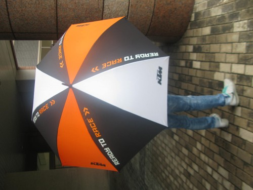 RACING UMBRELLA (競賽 雨傘) KTM