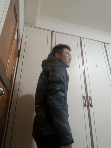 JK-576 防護 冬季連帽外套騎乘使用心得
