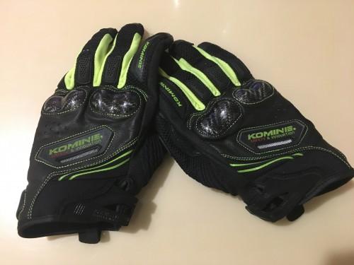 GK-187碳纖維防護網格手套