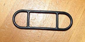ZRX1200 油杯oring
