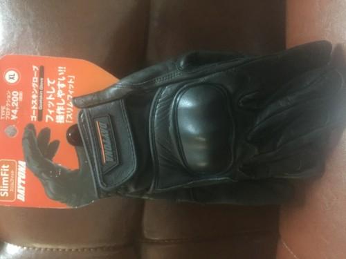 山羊皮革手套 保護型式 DAYTONA