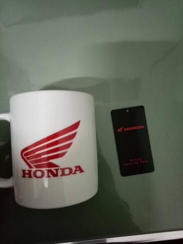 Wing馬克杯 HONDA RIDING GEAR