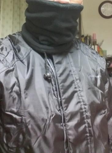 頸部保暖套