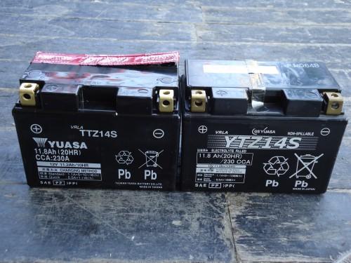 TTZ14S 電瓶 YUASA