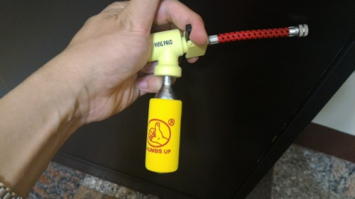 輕便型 CO2 補胎包