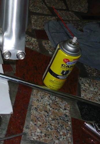 化油器清洗劑-(強效型)