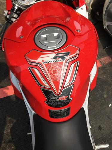 油箱保護貼 MOTOGRAFIX
