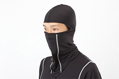 【GOLDWIN】TSDESIGN:Balaclava涼感面罩Ninja - 「Webike-摩托百貨」
