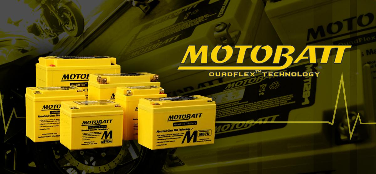 【MOTOBATT 電池規格】GEL 膠體電池