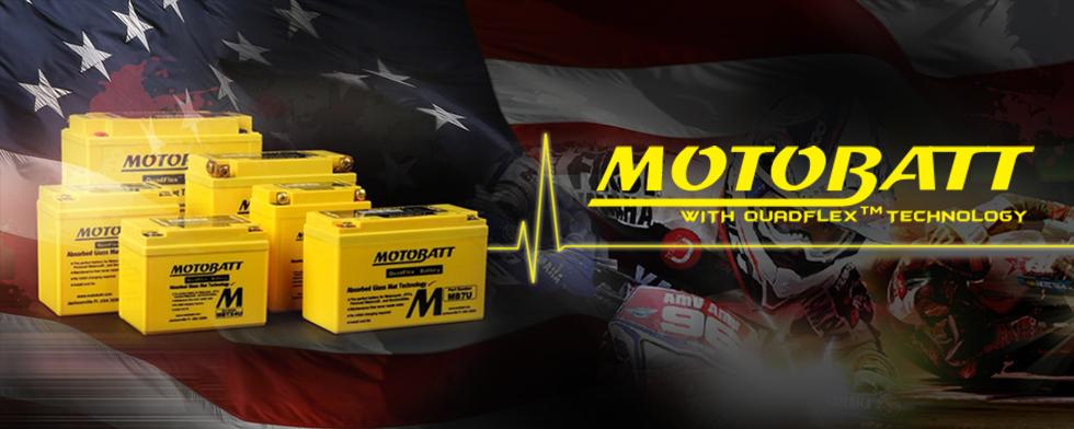 MOTOBATT 電池規格| Webike摩托百貨