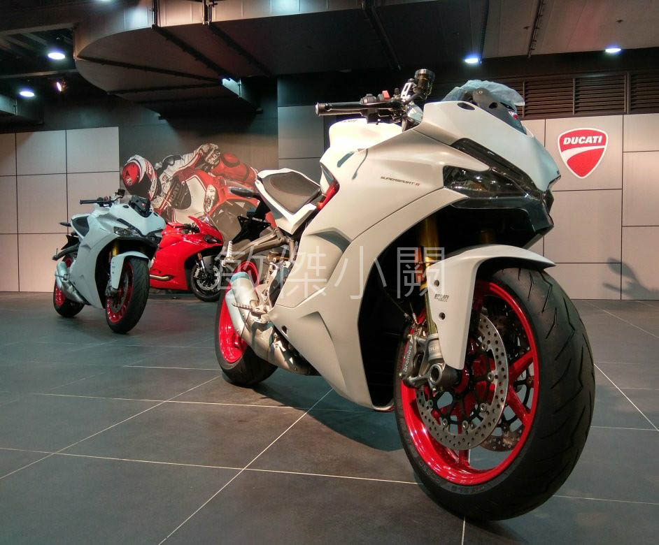 DUCATI SuperSport SWebike-摩托車市