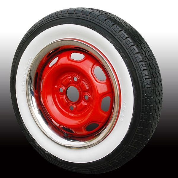 【MOON EYES】汽車輪框飾圈 (不鏽鋼鍍鉻) - 「Webike-摩托百貨」