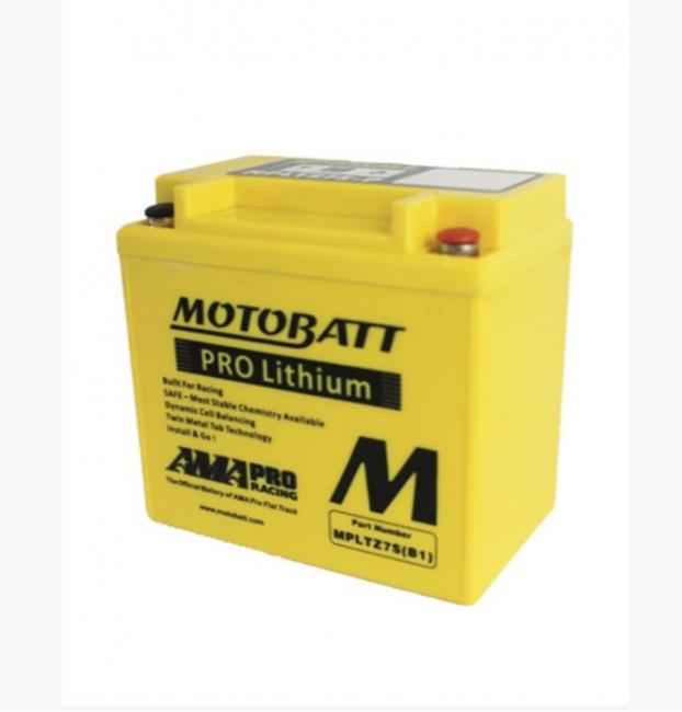 【MOTOBATT】鋰鐵強效賽事級機車啟動電池-MPLTZ7S - 「Webike-摩托百貨」