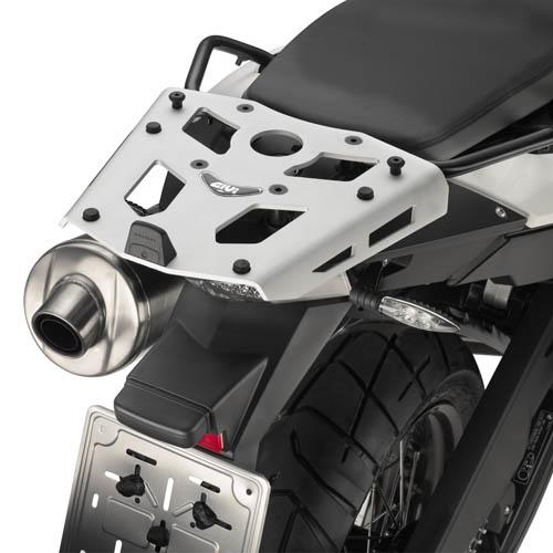 【GIVI】BMW F650GS/F800GS (2008-14年) 鋁合金後貨架 - 「Webike-摩托百貨」