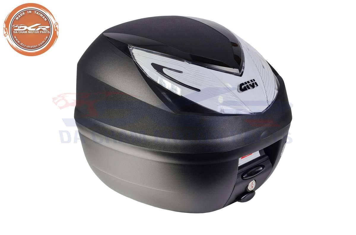 【GIVI】E250N 後行李箱-平光黑(無燈) - 「Webike-摩托百貨」
