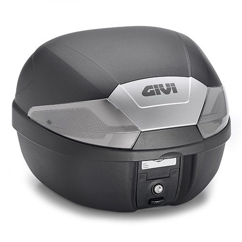 【GIVI】B29N 後行李箱-平光黑(無燈) - 「Webike-摩托百貨」