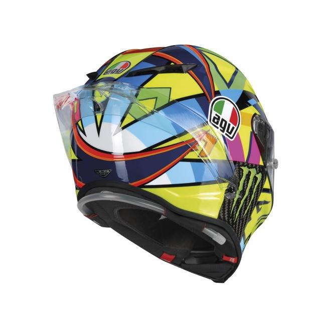 【AGV】PISTA GP R SOLELUNA 2016 TOP全罩式安全帽 - 「Webike-摩托百貨」