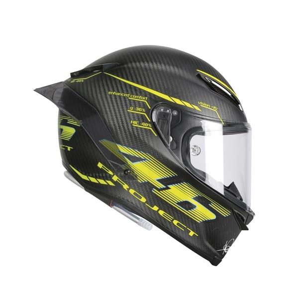 【AGV】PISTA GP R PROJECT 46 2.0 TOP 全罩式安全帽 - 「Webike-摩托百貨」