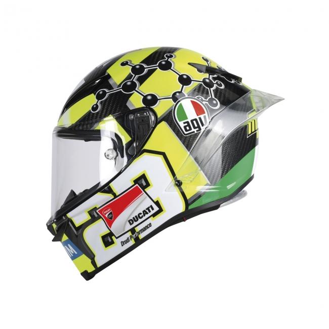 【AGV】PISTA GP R IANNONE 2016 PERLICA 全罩式安全帽 - 「Webike-摩托百貨」