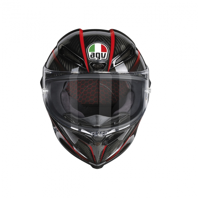 【AGV】PISTA GP R GRANPREMIO (碳纖維黑/義大利)MULTI 全罩式安全帽 - 「Webike-摩托百貨」