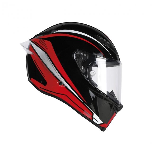 【AGV】CORSA R ARRABBIATA (黑/紅)MULTI 全罩式安全帽 - 「Webike-摩托百貨」