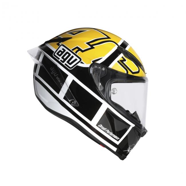 【AGV】CORSA R ROSSI GOODWOOD TOP 全罩式安全帽 - 「Webike-摩托百貨」