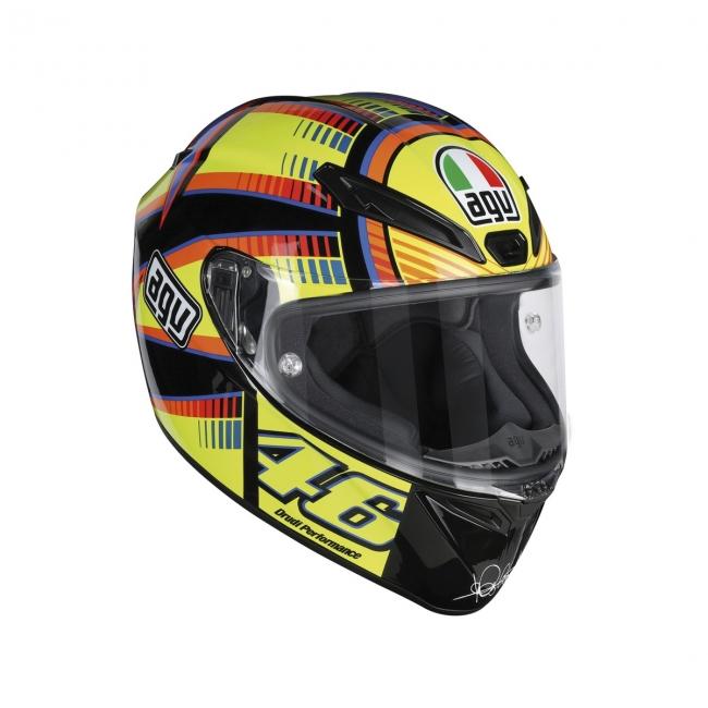 【AGV】VELOCE S SOLELUNA TOP 全罩式安全帽 - 「Webike-摩托百貨」