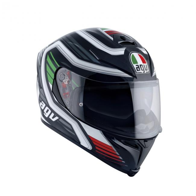 【AGV】K-5 S FIRERACE (黑/義大利) MULTI 全罩式安全帽 - 「Webike-摩托百貨」