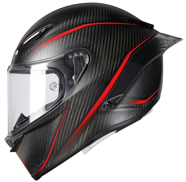 【AGV】PISTA GP R GRANPREMIO (碳纖維黑/紅)MULTI 全罩式安全帽 - 「Webike-摩托百貨」