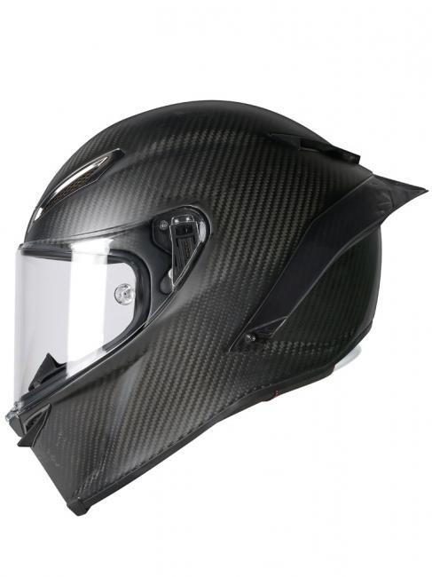 【AGV】PISTA GP R MATT CARBON(霧面碳纖維黑) MONO 全罩式安全帽 - 「Webike-摩托百貨」
