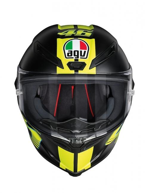 【AGV】CORSA R V46 (消光黑) TOP 全罩式安全帽 - 「Webike-摩托百貨」