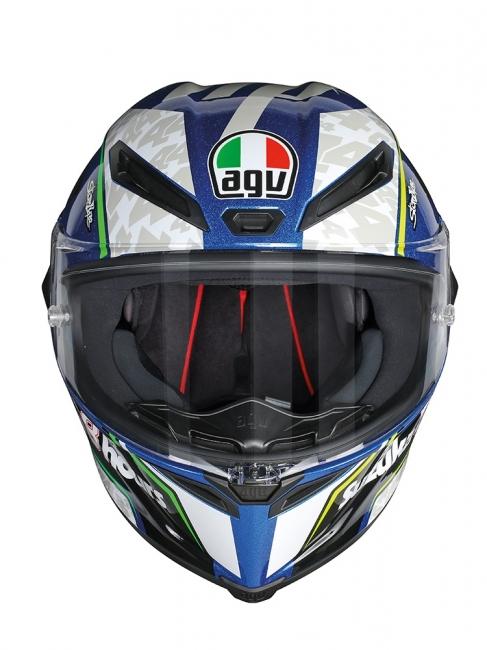 【AGV】CORSA R ESPARGARO 8H SUZUKA 2015 REPLICA 全罩式安全帽 - 「Webike-摩托百貨」