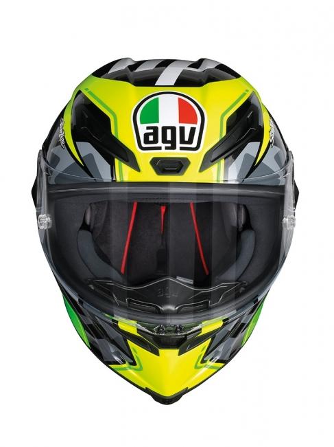 【AGV】CORSA R ESPARGARO 2016 REPLICA 全罩式安全帽 - 「Webike-摩托百貨」