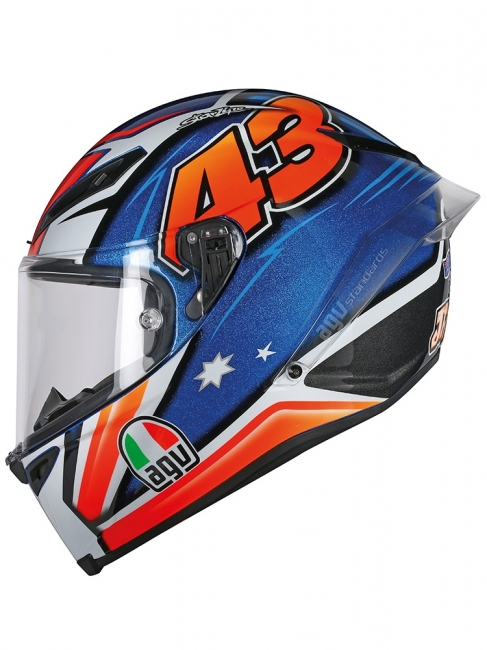 【AGV】CORSA R MILLER REPLICA 全罩式安全帽 - 「Webike-摩托百貨」