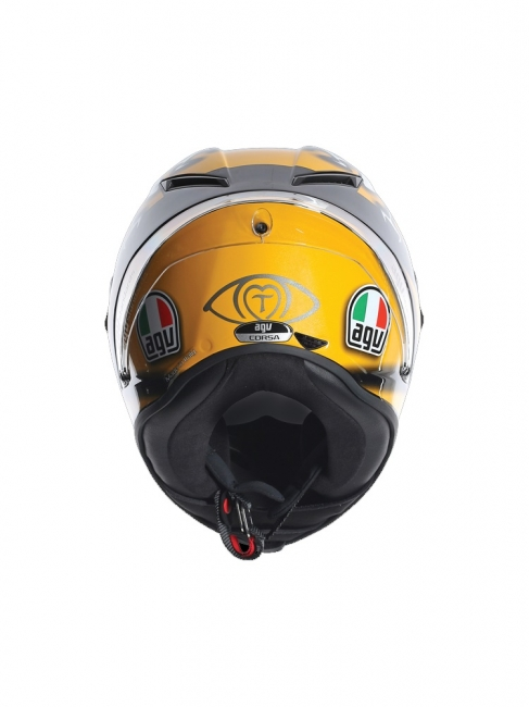 【AGV】CORSA R GUY MARTIN REPLICA 全罩式安全帽 - 「Webike-摩托百貨」