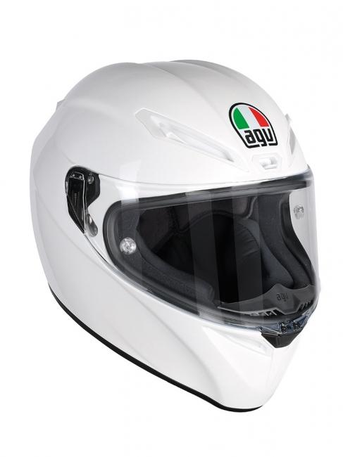 【AGV】VELOCE S PEARL WHITE (珍珠白) MONO 全罩式安全帽 - 「Webike-摩托百貨」